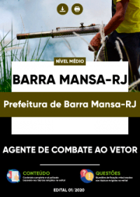 Agente de Combate ao Vetor - Prefeitura de Barra Mansa-RJ