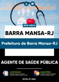 Agente de Saúde Pública - Prefeitura de Barra Mansa-RJ