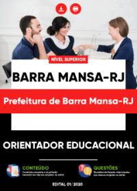 Orientador Educacional - Prefeitura de Barra Mansa-RJ