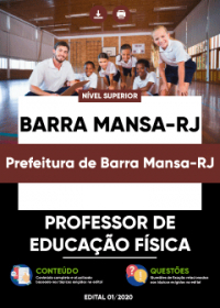 Professor de Educação Física - Prefeitura de Barra Mansa-RJ