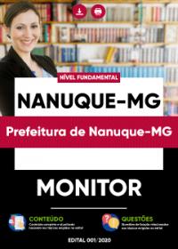 Monitor - Prefeitura de Nanuque-MG