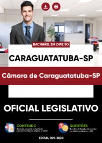 Oficial Legislativo - Câmara de Caraguatatuba-SP