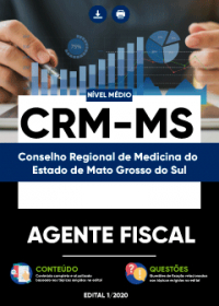Agente Fiscal - CRM-MS