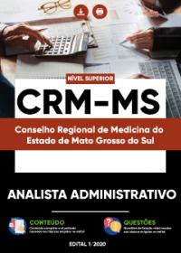 Analista Administrativo - CRM-MS