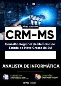 Analista de Informática - CRM-MS