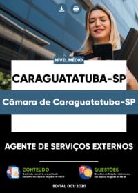 Agente de Serviços Externos - Câmara de Caraguatatuba-SP