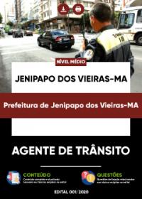 Agente de Trânsito - Prefeitura de Jenipapo dos Vieiras-MA