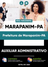 Auxiliar Administrativo - Prefeitura de Marapanim-PA
