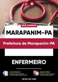 Enfermeiro - Prefeitura de Marapanim-PA