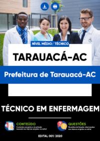Técnico em Enfermagem - Prefeitura de Tarauacá-AC