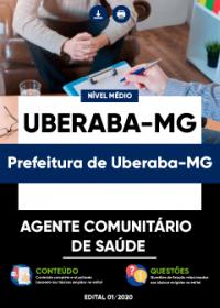 Agente Comunitário de Saúde - Prefeitura de Uberaba-MG
