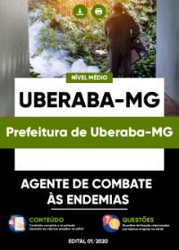 Agente de Combate às Endemias - Prefeitura de Uberaba-MG