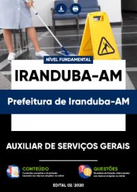 Auxiliar de Serviços Gerais - Prefeitura de Iranduba-AM