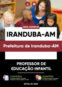 Professor de Educação Infantil - Prefeitura de Iranduba-AM