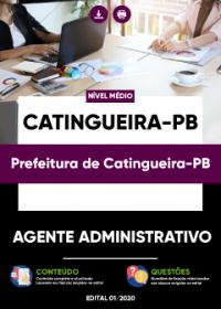 Agente Administrativo - Prefeitura de Catingueira-PB