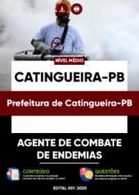 Agente de Combate de Endemias - Prefeitura de Catingueira-PB