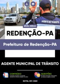 Agente Municipal de Trânsito - Prefeitura de Redenção-PA