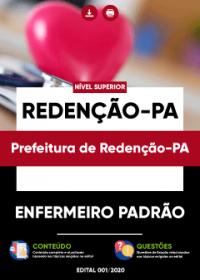 Enfermeiro Padrão - Prefeitura de Redenção-PA