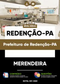 Merendeira - Prefeitura de Redenção-PA