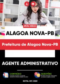 Agente Administrativo - Prefeitura de Alagoa Nova-PB