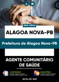 Agente Comunitário de Saúde - Prefeitura de Alagoa Nova-PB