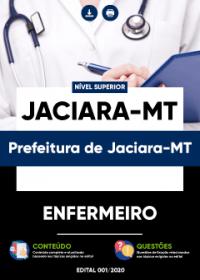 Enfermeiro - Prefeitura de Jaciara-MT