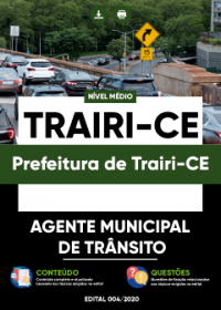 Agente Municipal de Trânsito - Prefeitura de Trairi-CE