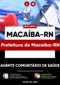 Agente Comunitário de Saúde - Prefeitura de Macaíba-RN