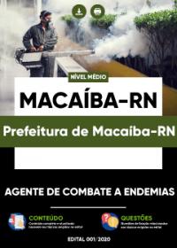 Agente de Combate a Endemias - Prefeitura de Macaíba-RN