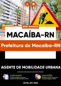 Agente de Mobilidade Urbana - Prefeitura de Macaíba-RN