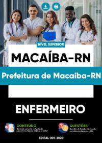 Enfermeiro - Prefeitura de Macaíba-RN