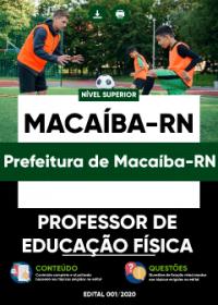 Professor de Educação Física - Prefeitura de Macaíba-RN