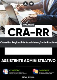 Assistente Administrativo - CRA-RR
