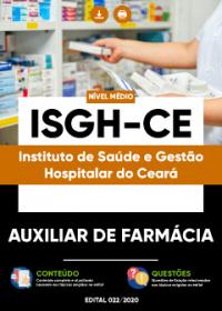Auxiliar de Farmácia - ISGH-CE