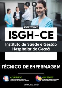 Técnico de Enfermagem - ISGH-CE