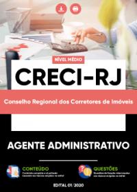 Auxiliar Administrativo - CRECI-RJ
