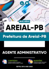 Agente Administrativo - Prefeitura de Areial-PB