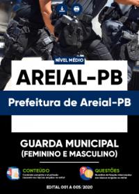 Guarda Municipal - Prefeitura de Areial-PB