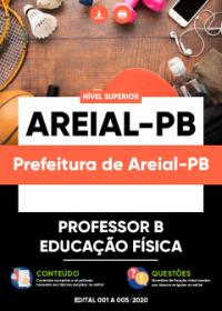 Professor B - Educação Física - Prefeitura de Areial-PB