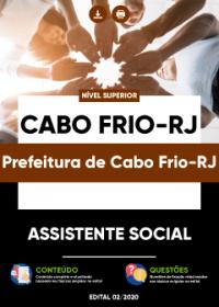Assistente Social - Prefeitura de Cabo Frio-RJ