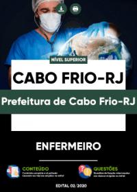 Enfermeiro - Prefeitura de Cabo Frio-RJ