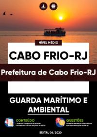 Guarda Marítimo e Ambiental - Prefeitura de Cabo Frio-RJ