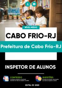 Inspetor de Alunos - Prefeitura de Cabo Frio-RJ