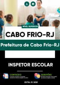 Inspetor Escola - Prefeitura de Cabo Frio-RJ