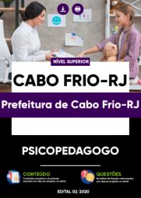 Psicopedagogo - Prefeitura de Cabo Frio-RJ