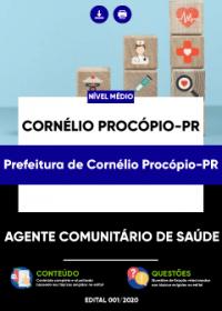 Agente Comunitário de Saúde - Prefeitura de Cornélio Procópio-PR