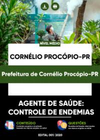 Agente de Saúde: Controle de Endemias - Prefeitura de Cornélio Procópio-PR