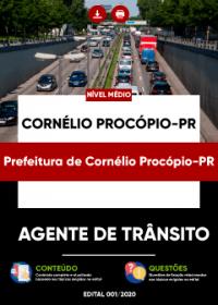 Agente de Trânsito - Prefeitura de Cornélio Procópio-PR