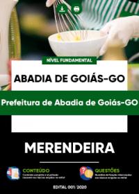 Merendeira - Prefeitura de Abadia de Goiás-GO