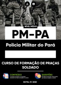 Curso de Formação de Praças - Soldado - PM-PA
